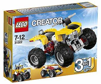 LEGO Juego de Construcciones Creator Quad Turbo, Modelo 31022 1 Unidad