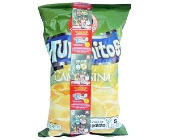 Matutano Munchitos (snacks de patata) con sabor receta campesina 70 gramos