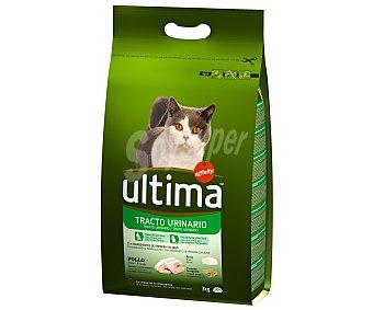 Ultima Affinity Comida para gatos control del tracto urinario Bolsa 3 kg