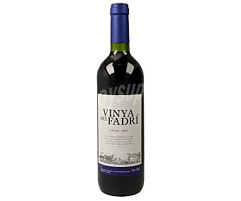 Vinya Fadri Vino Tinto de mesa Botella 75 cl