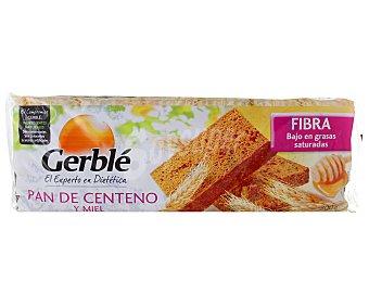 Gerblé Pan de Centeno y Miel 300 Gramos