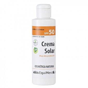 Equimercado Crema solar SPF 50 ecológica 125 ml 125 ml