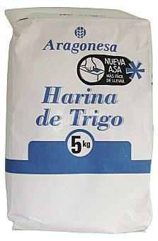 Aragonesa Harina trigo Paquete 5 kg