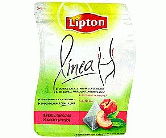 Lipton Té Verde con Melocotón 45g