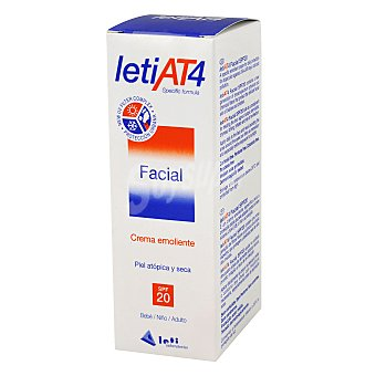 Leti Leti At4 Facial Spf 20 50 ml