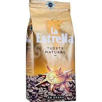 La Estrella Café tueste natural en grano 500 gramos