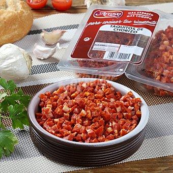 Arroyo Chorizo curado en taquitos Pack de 2x50 g