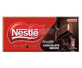 Nestlé Chocolate extrafino negro 150 gr