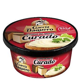 García Baquero Crema de queso curado sabores ibéricos 125 g