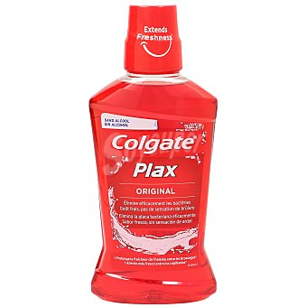Colgate Enjuague bucal Plax Original 500 ml