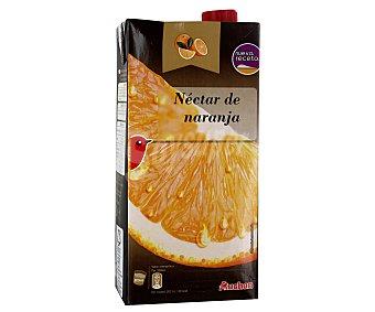 Auchan Néctar de naranja Brick de 2 litros