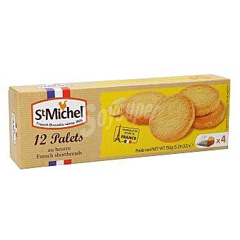 ST. michel Galletas palet con mantequilla Paquete 150 gr