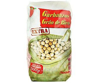 Auchan Garbanzo pedrosillano 500 gramos
