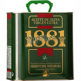 1881 Aceite de virgen extra 1881 Lata 2,5 litros