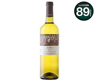Raimat Vino blanco chardonnay ecológico D.O. Costers del Segre botella 75 cl Botella 75 cl