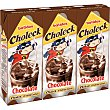 Batido de chocolate pack 3 envases 200 ml Choleck