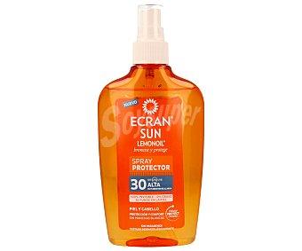 Ecran Sun Lemonoil Spray invisible tacto seco fps 30 200