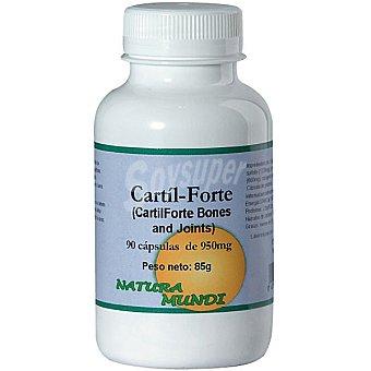 NATURA MUNDI Cartíl-Forte Cartílago de tiburón ápsulas Envase 90 c
