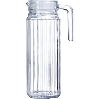 LUMINARC Quadro jarra de vidrio de agua 11 l