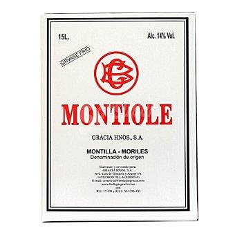 Montiole Vino D.O. Montilla-Moriles fino 15 l