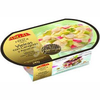 Argal Ensalada de vieiras con aguacate Tarrina 240 g