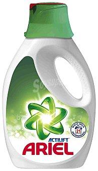 ARIEL Actilift Detergente líquido Garrafa 21 dosis