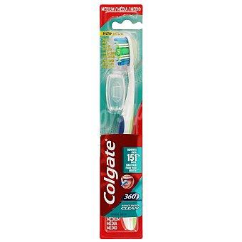 Colgate 360 Cepillo dental medio Blister 1 unidad