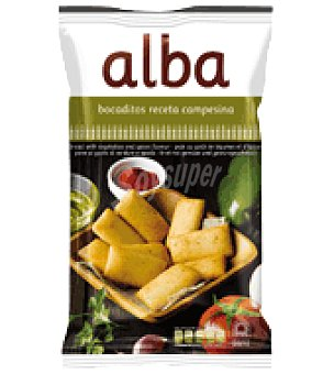 Alba Bocaditos receta Campesina 110 g