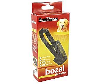 San Dimas Bozal de nylon de rejilla talla XL para perros 1 ud