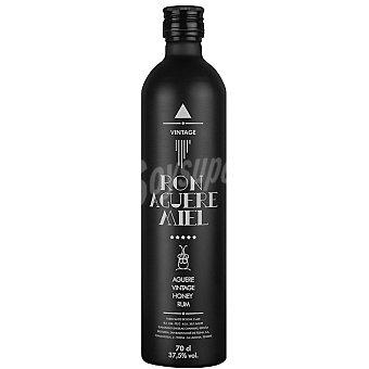 Aguere ron miel vintage botella  70 cl
