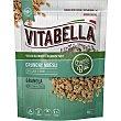 Organic Bio Crunchy Muesli granolas ecológicas con chía y semillas Envase 240 g Vitabella