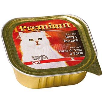 AS Paté para gatos rico en buey tarro 100 gr Tarro 100 gr