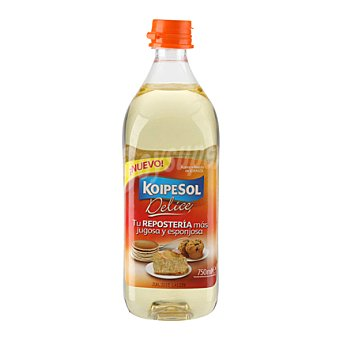 Koipesol Aceite de girasol Delice 750 ml