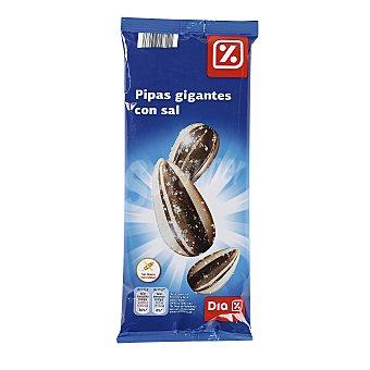 DIA Pipas gigantes con sal Bolsa 200 gr