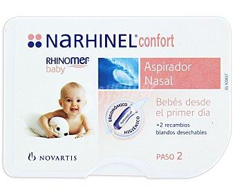 Rhinomer Baby Aspirador nasal- Narhimel Confort- 1 Unidad