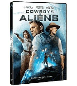 Cowboys y aliens dvd