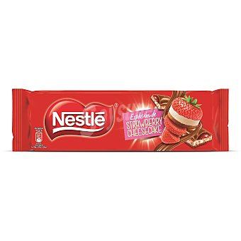 Nestlé Chocolate relleno strawberry cheescake tableta 240 g