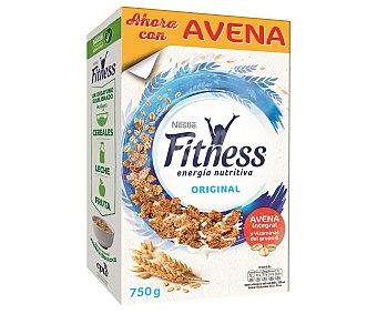 Fitness Nestlé Fitness Original cereales de desayuno integrales formato ahorro  estuche 750 g