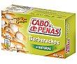 Berberechos pequeños al natural Lata de 63 g Cabo de Peñas