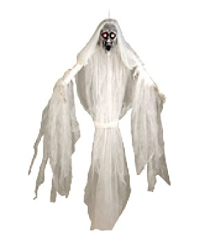 Colgante fantasma skull