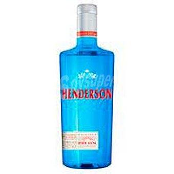 Henderson Ginebra henderson, botella 70 cl Botella 70 cl