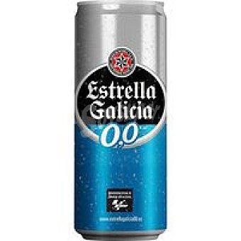Cerveza 0 Lata 33 cl
