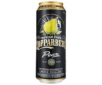 Kopparberg Sidra sueca con un toque de pera koppaberg 50 cl. 50 cl