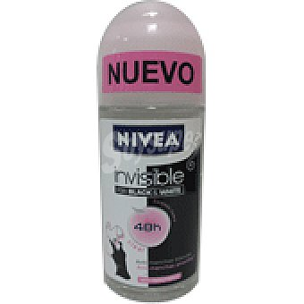 Nivea Nivea Invisible Black & White Clear Roll On 50 ml.