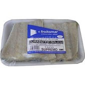 Froitomar Taco de bacalao Bandeja 500 g