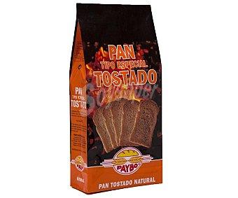 Paybo Pan tostado natural Bolsa 250 g