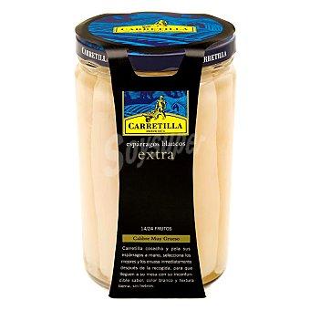 Carretilla Espárragos blancos extra 12/24 frutos 570 g