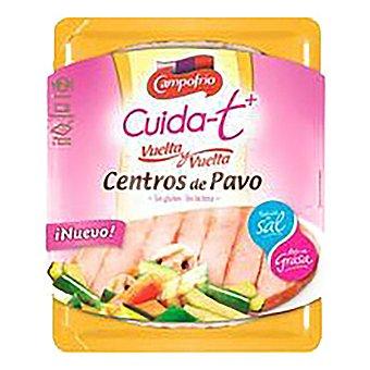 Campofrío Centros de pavo bajo en sal y en grasa Campofrío - Cuida-t + 190 g