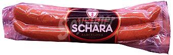 Michael Schara Salchicha tripa natural 4 U. charcuteria alemana Paquete 4 unidades - 340 g