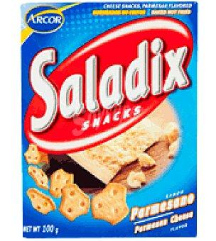 Arcor Galletas saladas sabor queso 100 g